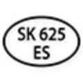 SK 625 ES - logo